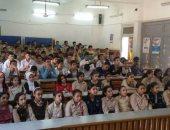 ثقافة الشرقية تنظم ندوات توعوية لطلاب المدارس عن مخاطر الإرهاب
