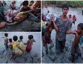 تقرير: 1000 مسلم من الروهينجا يفرون من ميانمار إلى بنجلاديش يوميا