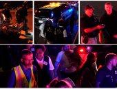 اللحظات الأولى بعد حادث إطلاق النار داخل متجر بولاية كولورادو الأمريكية