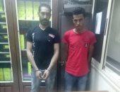 """""""كاميرات المراقبة"""" تكشف المتهم بسرقة صاحب بازار بمنطقة خان الخليلى"""