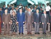 تخريج كوادر أفريقية من 26 دولة بعد تدريبهم على مواجهة الشغب بأكاديمية الشرطة