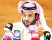 تركى آل الشيخ بعد تهديدات سحب المونديال: مشكلتنا مع تنظيم الحمدين وليس القطريين