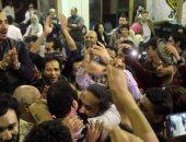 """صيام ومكرم وعزوز يحصدون مقاعد التجديد النصفى بنقابة """"المهن التمثيلية"""""""