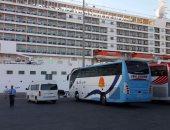 طوارئ بموانئ البحر الأحمر لاستقبال سفينتين سياحيتين
