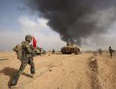 """الطيران العراقى يدمر ملجأين لتنظيم """"داعش"""" غرب الرمادى"""