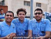 «ديسباسيتو بالبالطو الأبيض» طلاب طب إسكندرية يحتفلون بالتخرج بمشاركة أصالة