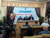 وليد قوطة يواصل حملته الانتخابية بعد قرار عودته لانتخابات المصرى