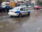 سقوط أمطار خفيفة بأماكن متفرقة بمدن جنوب البحر الأحمر
