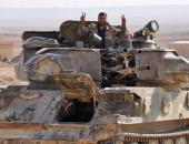 القوات السورية تحاصر موقع مراقبة تركى فى بلدة مورك شمال غرب سوريا