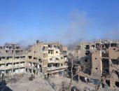 وزير خارجية فرنسا والأمين العام للأمم المتحدة يبحثان الوضع فى سوريا