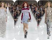 "Louis Vuitton ترفع شعار ""الموضة ترجع إلى الخلف"" فى أخر عرض أزياء لها"