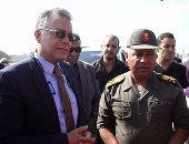 بالصور.. وزير النقل: انتهاء تنفيذ القوس الشمالى الشرقى بالدائرى الإقليمى 15 نوفمبر