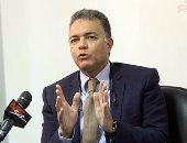 """وزير النقل: إنشاء مراكز لوجستية جانبى """"الدائرى الإقليمى"""" وطرحها للمستثمرين"""