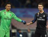 """نافاس """"ملك"""" التصدى لركلات الجزاء مع ريال مدريد فى الدورى الإسبانى"""