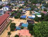 بالصور.. ارتفاع حصيلة ضحايا فيضانات ماليزيا إلى 5 أشخاص