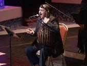"""لطفى بوشناق يتألق على مسرح مهرجان الموسيقى العربية بــ """"نغنى لنحيا"""""""