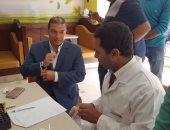 محمد رحمى يتقدم بأوراق ترشحه على منصب أمين الصندوق بالزمالك
