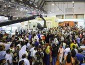 بالصور.. معرض الشارقة الدولى للكتاب يجذب 728 ألف زائر فى خمسة أيام