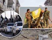 إجلاء المئات من جرحى داعش بالباغوز..سوريا الديمقراطية: تعاملنا بإنسانية