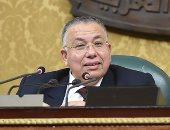"""بالصور.. وكيل البرلمان يرفع الجلسة العامة بعد رد """"وزير الأوقاف"""" على طلبات الإحاطة"""