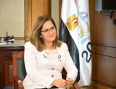 """وزيرة التخطيط تتوقع نقلة بالجهاز الإدارى خلال ديسمبر بعد تطبيق """"الموارد البشرية"""""""