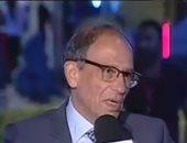 """هانى عازر لـ""""إكسترا نيوز"""": مشروع أنفاق بورسعيد تم تنفيذه بأياد مصرية وبجودة كبيرة"""