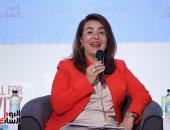 غادة والى: الحكومة استعانت بمنظمات المجتمع المدنى فى وضع استراتيجية ٢٠٣٠