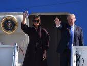 """ترامب يهنئ ميلانيا بعيد ميلادها الـ50 """" عيد ميلاد سعيد سيدتنا العظيمة"""""""