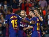 أخبار برشلونة اليوم عن إراحة النجوم أمام ريال مورسيا فى الكأس