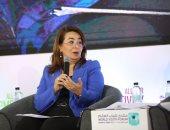 فيديو.. غادة والى: استراتيجية مكافحة الإدمان تعتمد على التعاون مع الوزارات