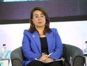 غادة والى تلتقى وفدا من البنك الدولى لبحث التوسع فى برنامج تكافل وكرامة