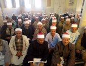 بالصور..  وكيل أوقاف سوهاج يجتمع بأئمة أوقاف دار السلام للتحذير من التطرف