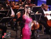 ياسمين على وحسناء يطربان جمهور الموسيقى العربية