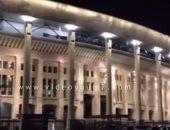 بالفيديو.. لوجينيكى.. تحفة معمارية تتأهب لاستقبال مباراة افتتاح مونديال 2018