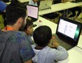 معرض الشارقة الدولى للكتاب يقدم ورشا لتعليم الأطفال البرمجيات