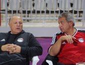 أبو ريدة: افتقدنا وزير الرياضة فى احتفالية بريزنتيشن لتكريم المنتخب