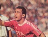 شاهد.. العميد حسام حسن لحظة تأهل مصر لمونديال 90