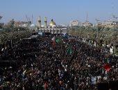 العشرات يتظاهرون بكربلاء بالعراق للمطالبة بالإفراج عن معتقلين
