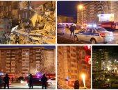 قتلى وجرحى فى انفجار داخل مبنى بروسيا