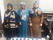 حبس 3 سيدات فى اتهامهن بتشكيل عصابة لنشل المواطنين بـ6 أكتوبر