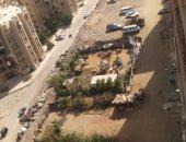قارئ يناشد المسؤولين إنشاء ملاعب رياضية فى قطعة أرض فضاء بزهراء مصر القديمة