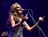 """أنغام تعلن عن موعد طرح ألبومها الخليجى الجديد فى برنامج """"فاكر الغنوة دى"""""""