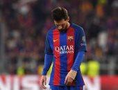 فيديو.. ميسى يهدر ركلة جزاء أمام إسبانيول فى كأس ملك إسبانيا