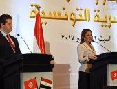 بالصور.. رئيس الوزراء: أتطلع لتفعيل المجالس السلعية بين مصر وتونس