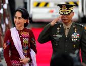 رئيسة وزراء ميانمار تغيب عن قمة الآسيان