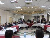 فلسطينيون مستقلون يجتمعون بالقنصل المصرى وممثلى الفصائل لتنفيذ المصالحة