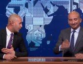 """خالد منصور وألفونس يسخران من مرسى وقطر فى """"SNL بالعربى"""" على ON E"""