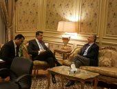"""تفاصيل لقاء رئيس """"خارجية النواب"""" بسفير المجر بالقاهرة لبحث سبل التعاون الثانئى"""