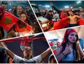 فيديو.. استقبال حافل لمنتخب المغرب بعد الصعود لكأس العالم