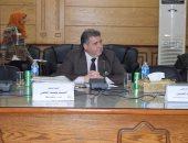 رئيس جامعة بنها يستعرض محاور ندوة مؤشرات التعداد السكانى